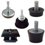 Anti-vibration mount Machine base