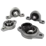 Aluminum housed bearing