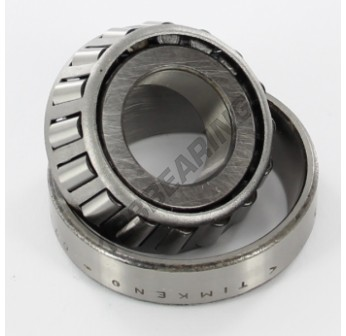 07087X-07205-TIMKEN - 22.23x52x15.01 mm