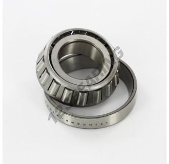 07093-07196-TIMKEN - 23.81x50.01x13.5 mm