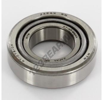 07100SA-07210X-NTN - 25.4x50.8x15.01 mm
