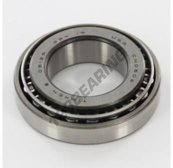 08125-08231-TIMKEN - 31.75x58.74x15.68 mm