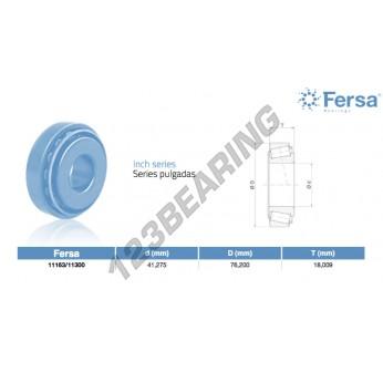 11163-11300-ASFERSA - 41.28x76.2x18.01 mm