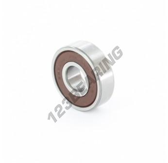 6201 DU NSK Ball Bearing 12x32x10 mm deep groove ball bearing 6201ddu