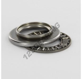 AXW20-INA - 20x38x3.2 mm