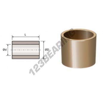BAI14.2875-19.05-25.4 - 14.29x19.05x25.4 mm