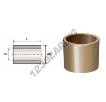 BMF06-10-10 - 6x10x10 mm