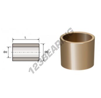 BMF20-25-16 - 20x25x16 mm