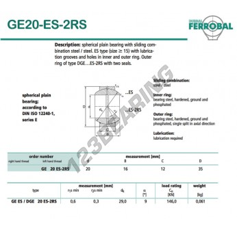GE20-DO-2RS-DURBAL
