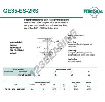 GE35-ES-2RS-DURBAL