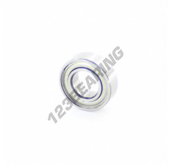 SSR166-2TZ-CB-ZEN - 4.8x9.5x3.2 mm