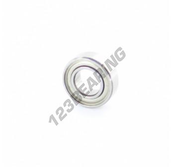 SR166-ZZCB-NCLD-ZEN - 4.8x9.5x3.2 mm