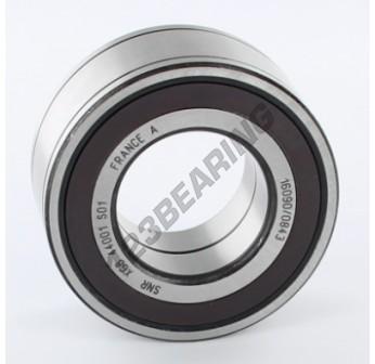 XGB44001S01-SNR - 37x72x33 mm